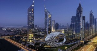 دبي تطلق مشروع بناء متحف مميز باستخدام الطابعات ثلاثية الأبعاد