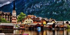 أفضل الأماكن السياحية في النمسا