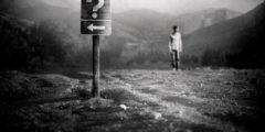 كلام عن الغربة